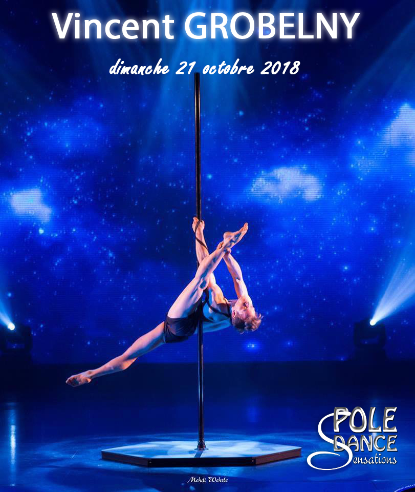 Pole Dance drapeau